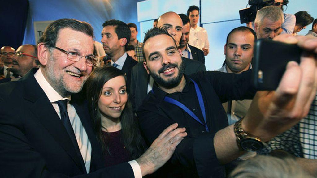 """Mariano Rajoy: """"El PP va a gobernar en una mayoría muy importante de ayuntamientos"""""""
