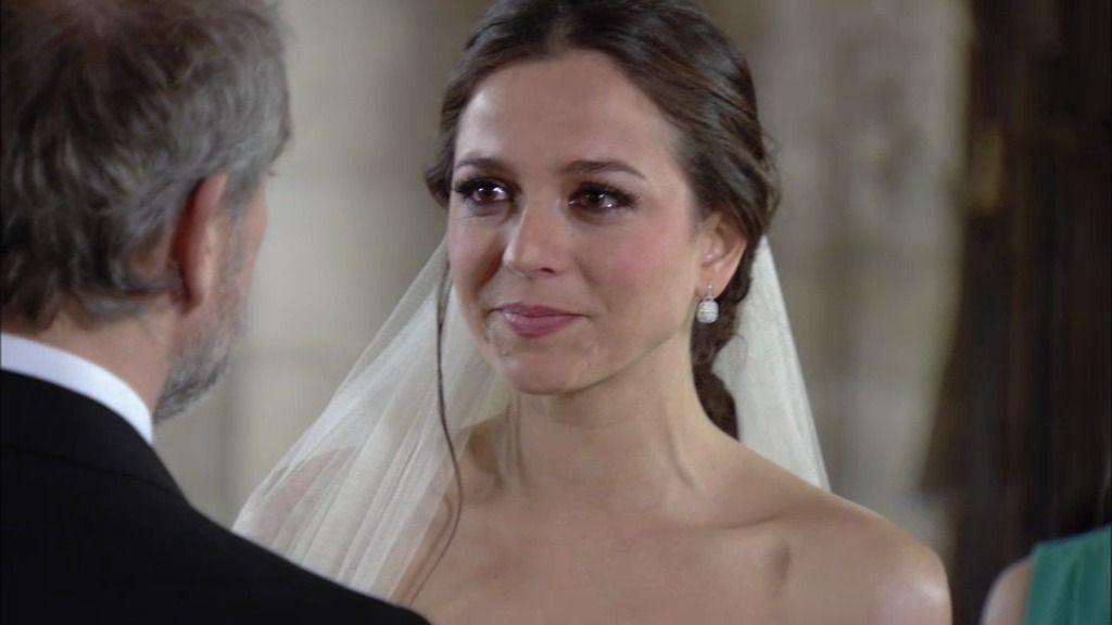 Pablo y Clara se dan el esperado 'Sí, quiero'
