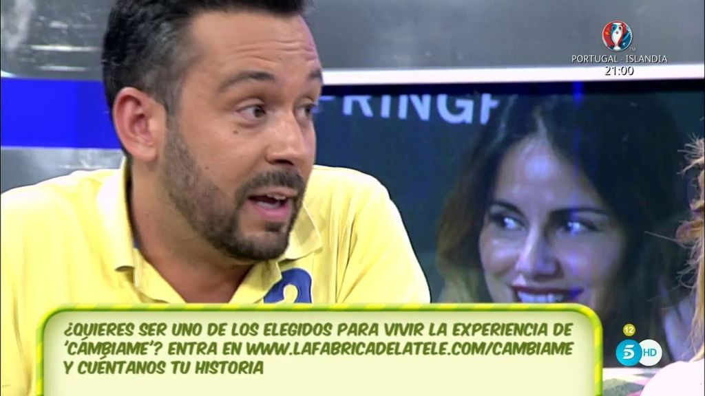 "Kike Calleja, de M. Hoyos: ""No ha creado perfiles falsos para malmeter contra Miriam"""