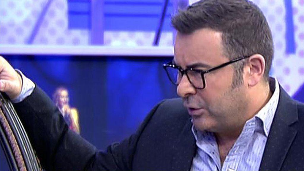 "Jorge Javier Vázquez: ""Un 21% de IVA significa que quieren cargarse la cultura"""