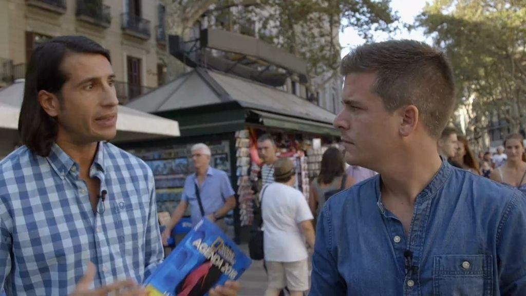 Barcelona sufre la masificación turística que deja dinero y también muchos problemas