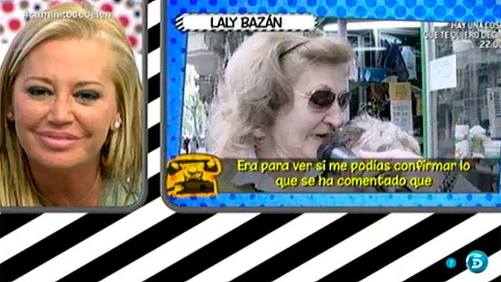 """Lali Bazán: """"Mi hermana no me ha prohibido nada ni me ha amenazado con no hablarme"""""""