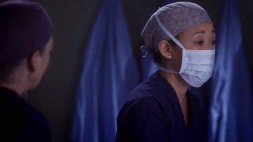 "Yang, a Meredith: ""Tengo que acabar algo aquí"""