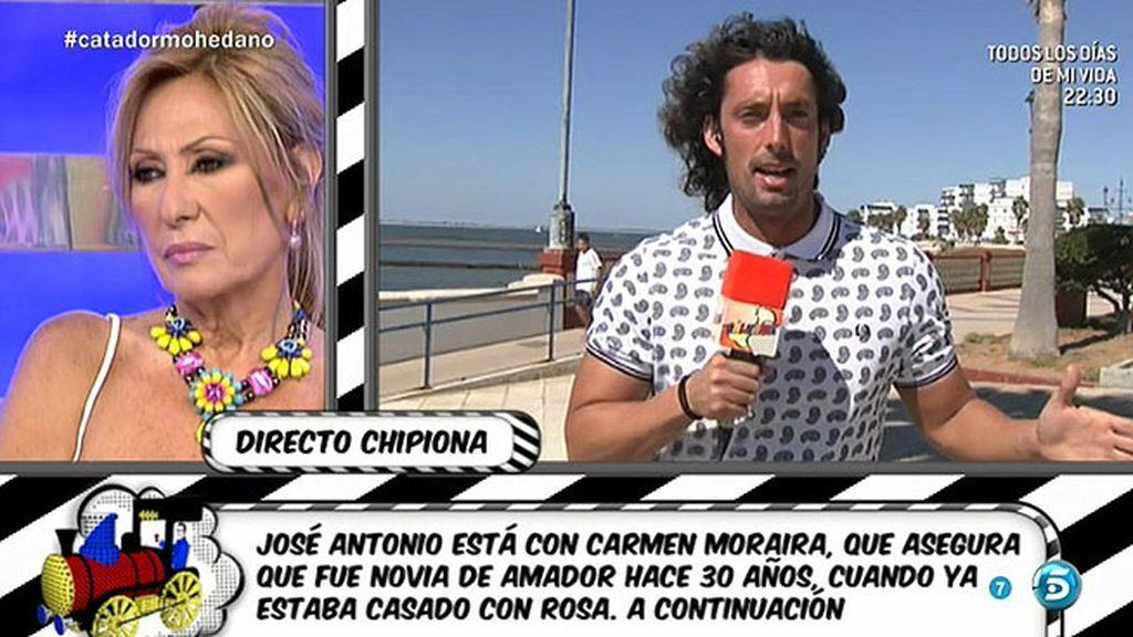 """J. A. León, a Rosa: """"La furgoneta de Amador la tienes en el depósito de la policía"""""""