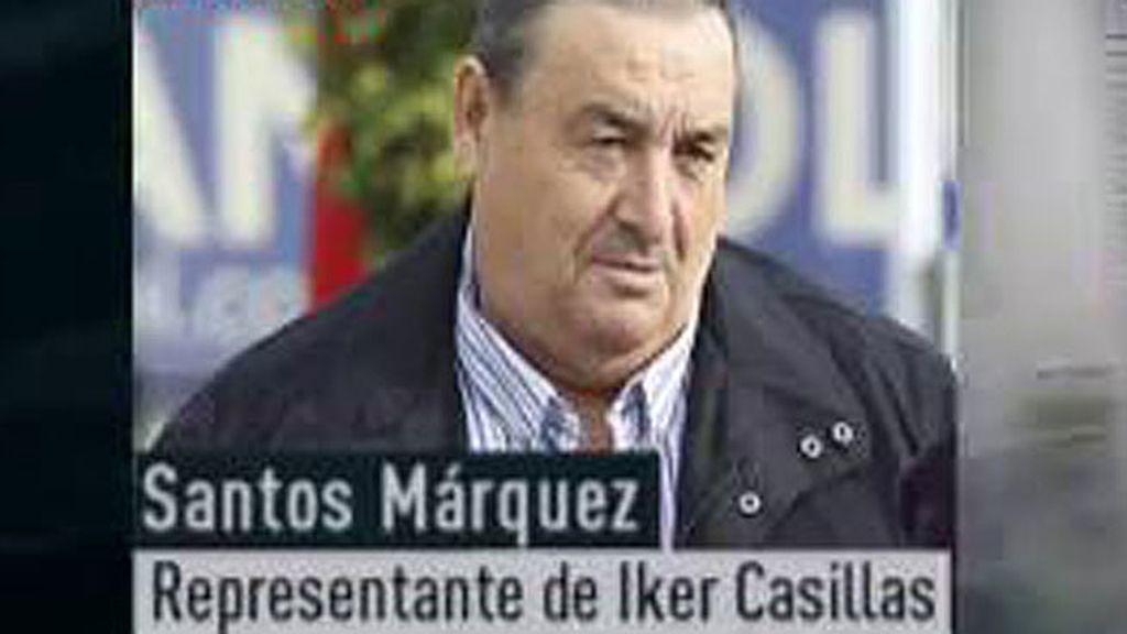 """El representante  de Casillas: """"Nunca he visto una cosa tan lamentable en el Madrid"""""""