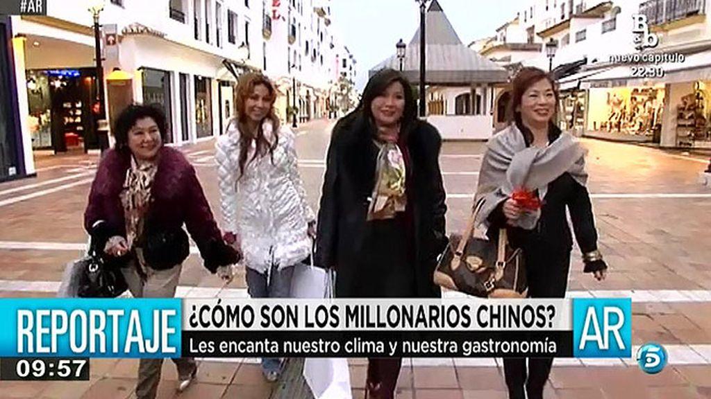 Los chinos pisan fuerte en el mercado del lujo en España