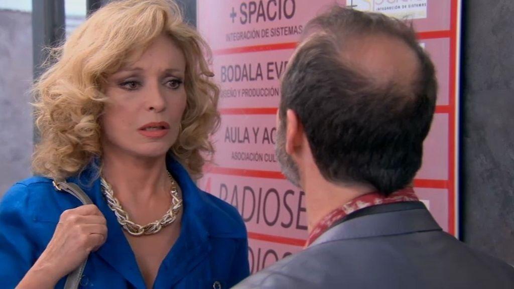 """Amparo rompe con Morcillo: """"Necesito un hombre que me provoque"""""""