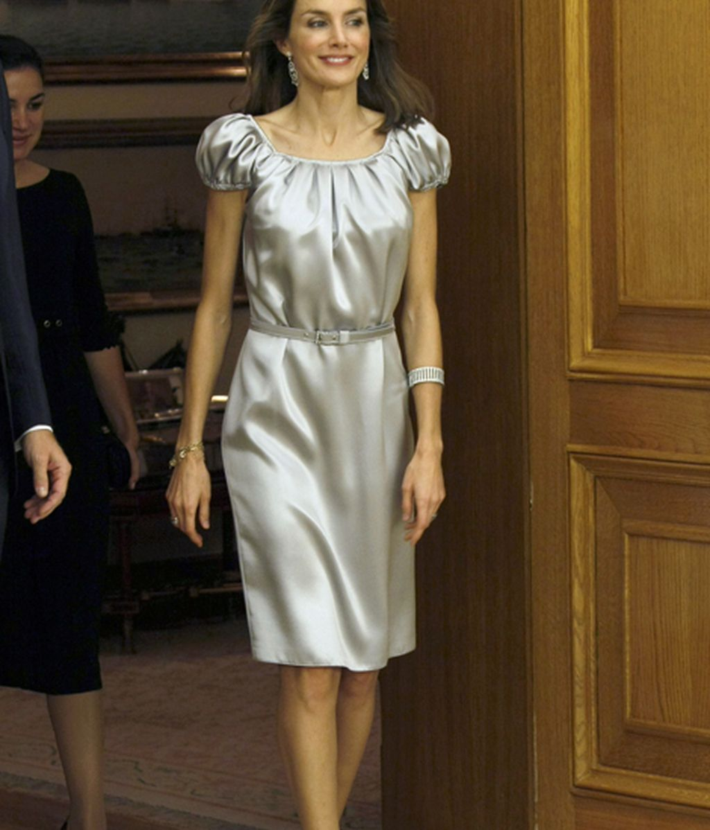 Los Príncipes están esforzándose por superar su crisis matrimonial, según Paloma Gª Pelayo