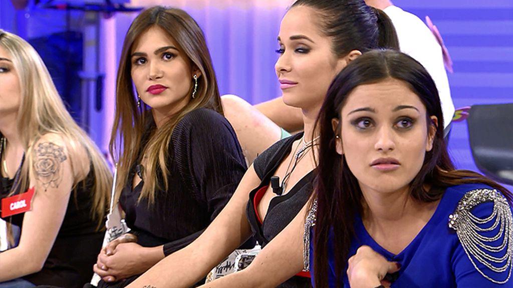 """Yéssica, a Emma García: """"Me quedo, no les voy a dar el gusto a las demás"""""""