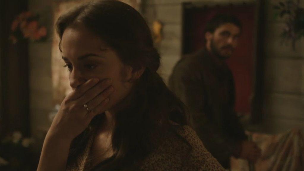 Almudena Lobo descubre toda la verdad sobre su marido, César Bravo