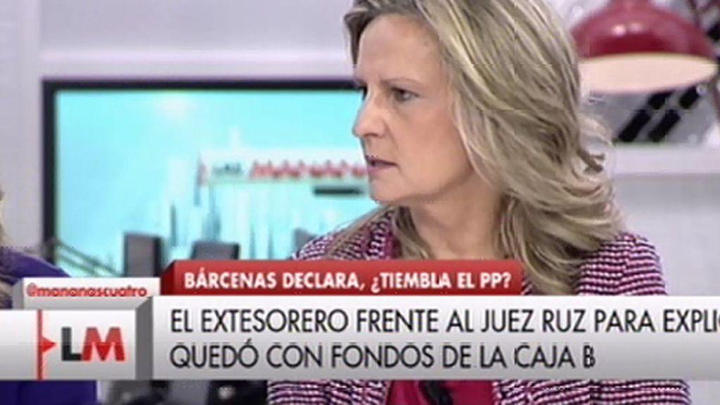 """I. San Sebastián: """"Nadie tiembla en el PP"""""""