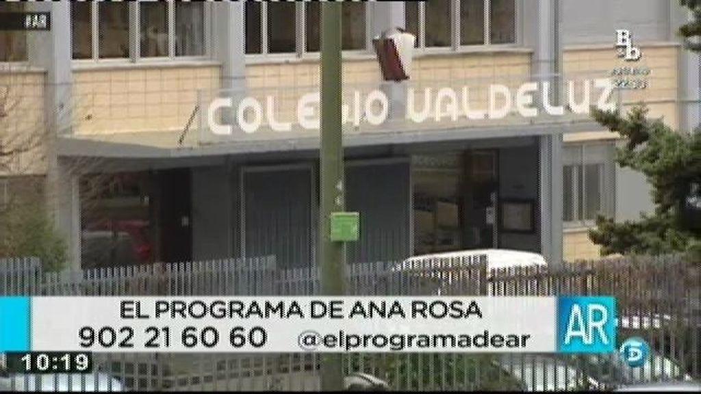 Así actuaba el profesor del Valdeluz acusado de abusos sexuales
