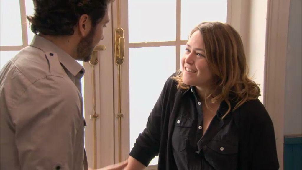 Lucía sueña con que Sergio sea el padre de sus hijos
