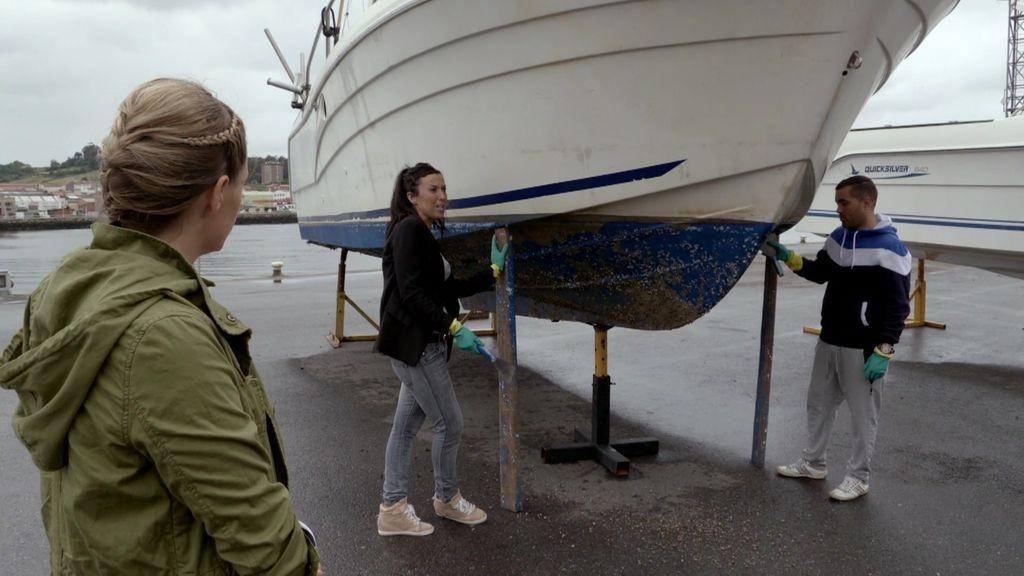 La relación de Vanessa y Geisler es como un barco lleno de suciedad