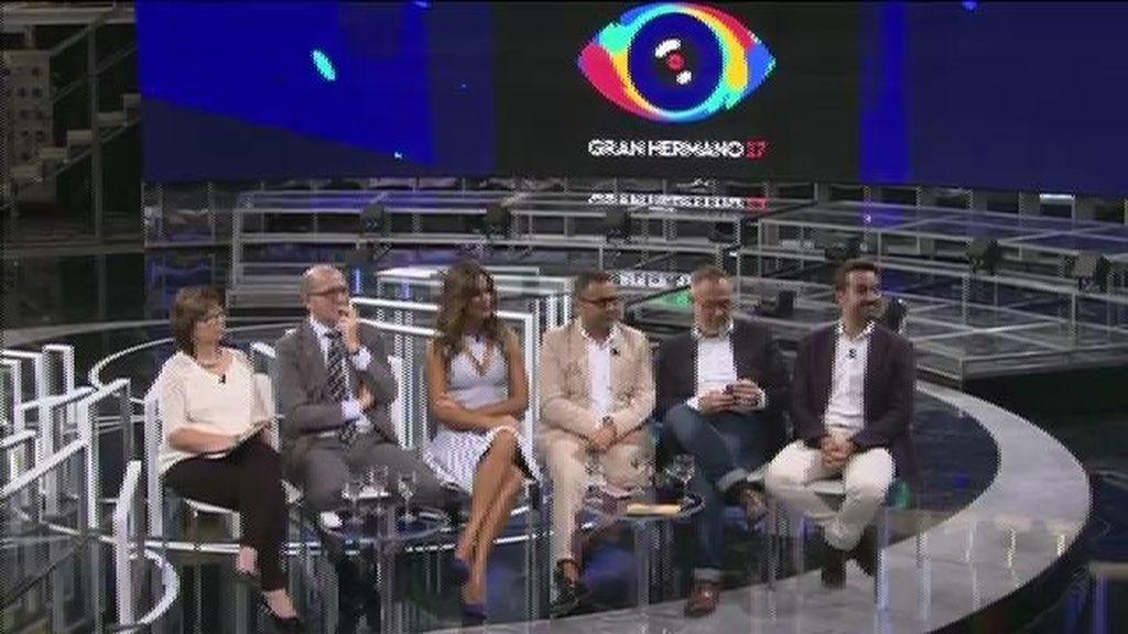 "Álvaro Díaz: ""Mercedes Milá va a estar este jueves en el plató de 'GH'"""