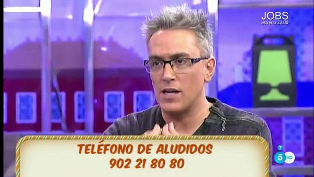 """Javier Tudela: """"Nunca he hablado mal de Kiko Matamoros"""""""