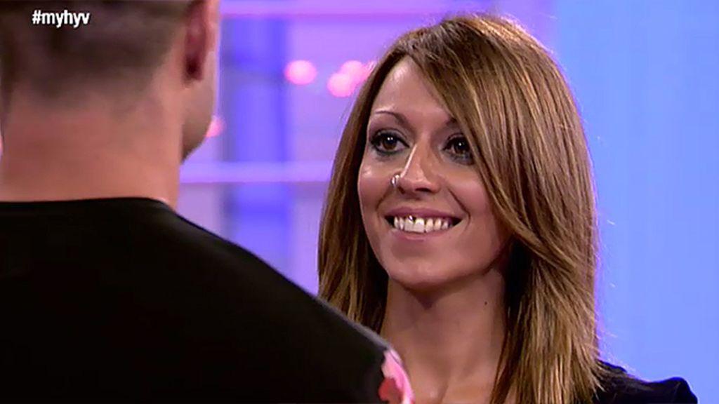 Nuria viene a por Ángel