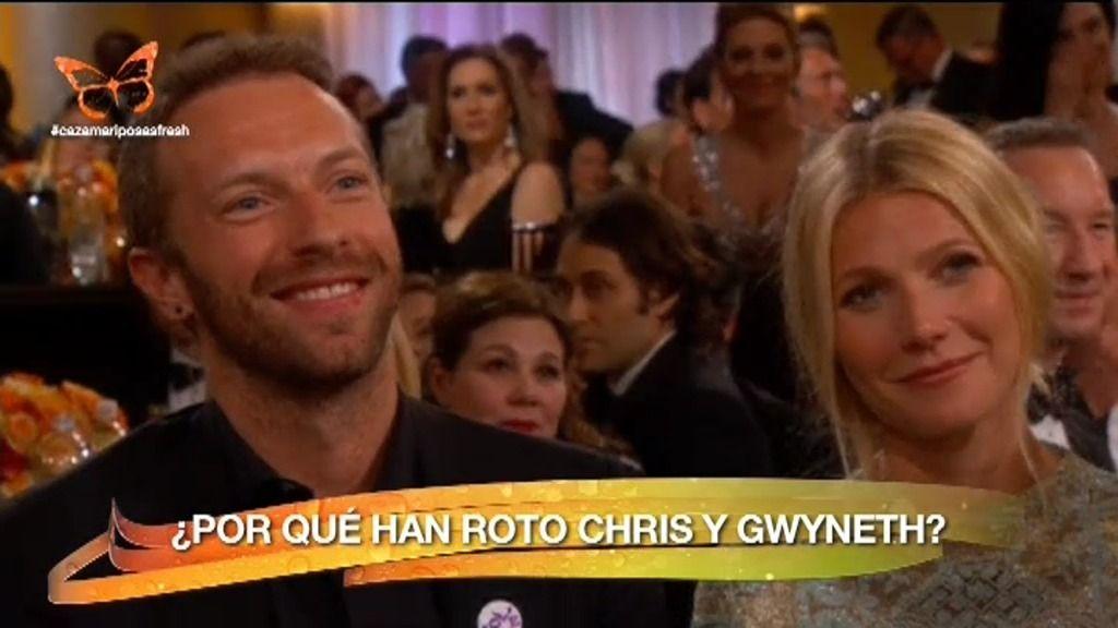¿Por qué rompieron su relación Chris Martin y Gwyneth Paltrow?