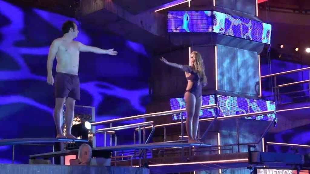 Laura Manzanedo y Aarón Guerrero, el salto de 'los amantes de Teruel'