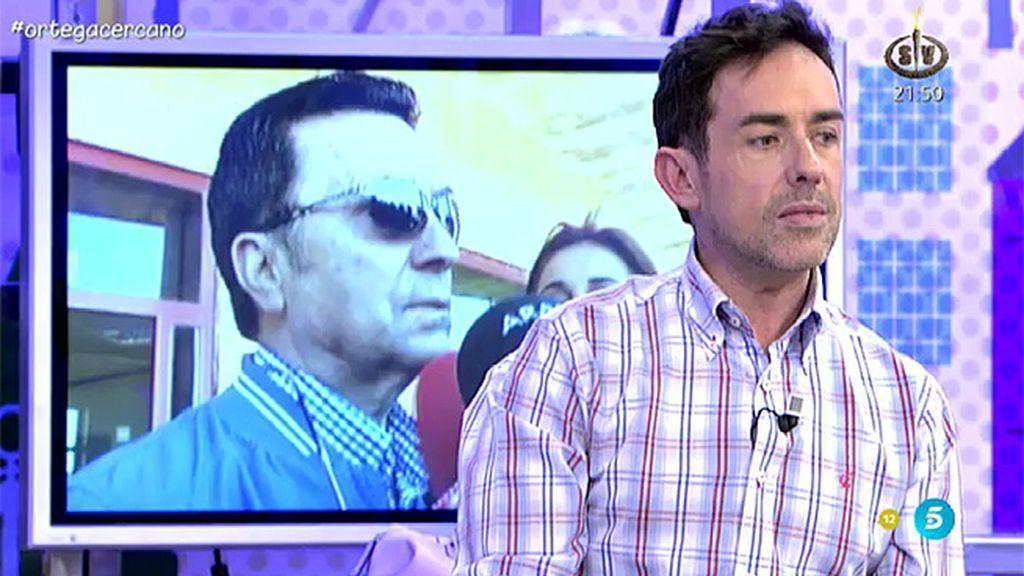 """Jesús Manuel: """"José Ortega Cano espera que se le conceda el tercer grado lunes"""""""