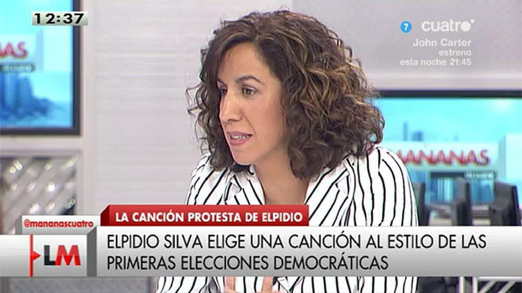 """I. Lozano: """"PP y PSOE se empeñan en que esta sea la no campaña de las no elecciones"""""""