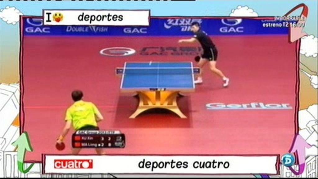 Los vídeos más curiosos de Deportes Cuatro