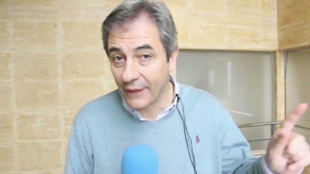 """Manolo Lama: """"El Madrid debe tener cabeza. Lo importante es no encajar un gol"""""""