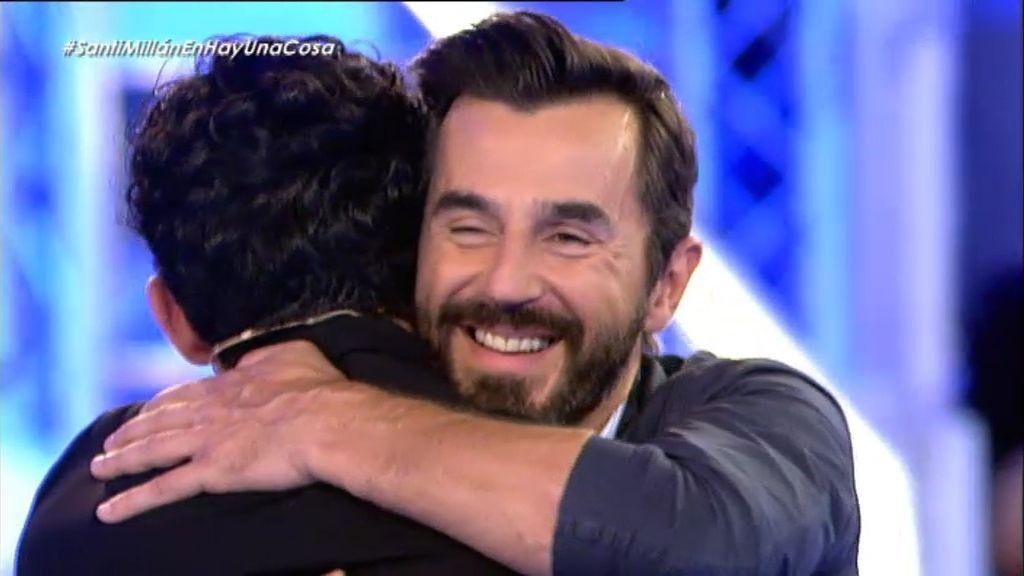 """Santi: """"Compartir aventuras con Josef me hace mucha ilusión"""""""