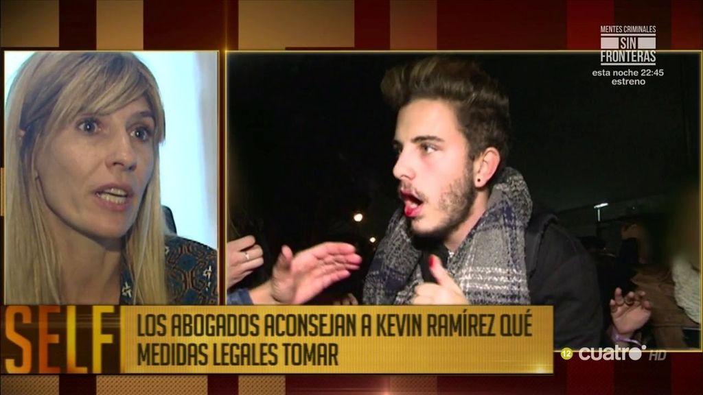"Abogada: ""Kevin podría recibir 600 o 900 euros como mucho por la agresión"""