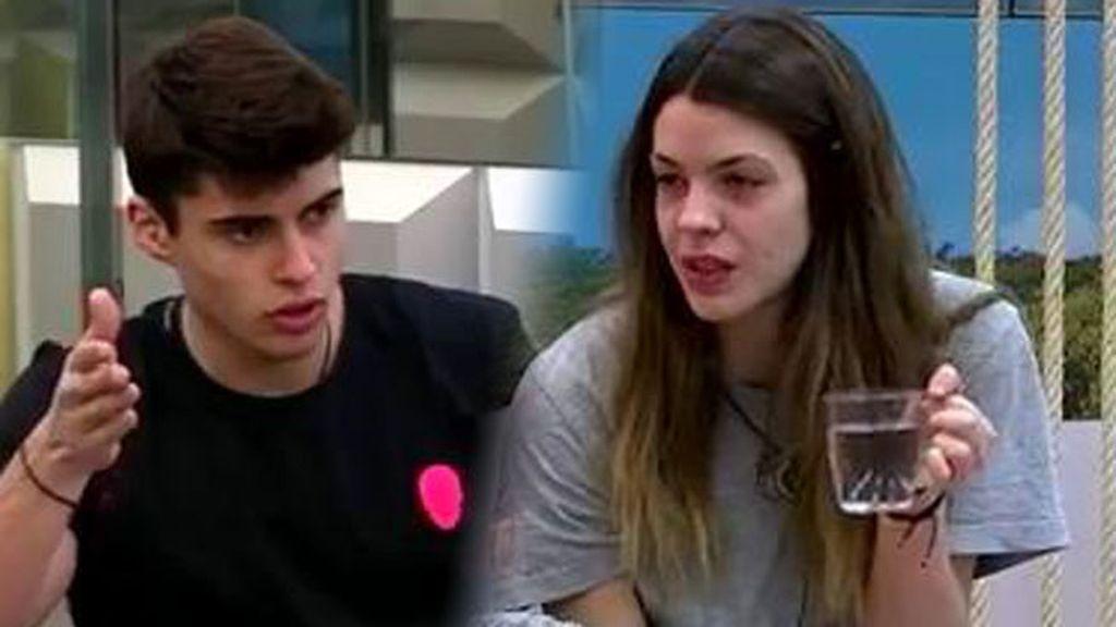 Javier presume de sus negocios mientras Laura no soporta su presencia en la casa