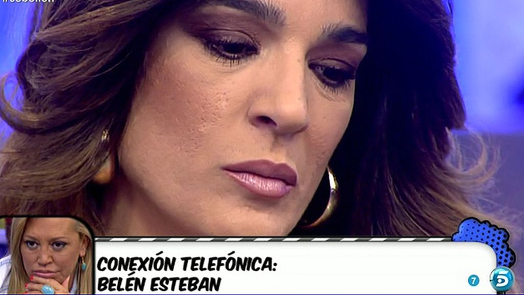 """Belén E.: """"Estoy mala pero no mala por los 12.000€, sino porque lo he hecho de corazón"""""""