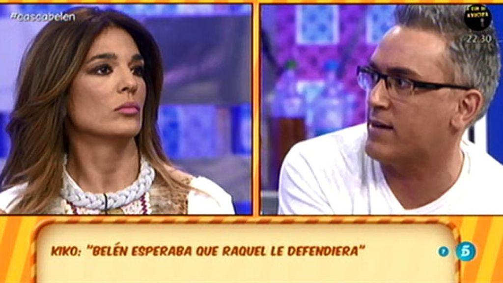"""Raquel Bollo: """"Yo he defendido a Belén"""""""