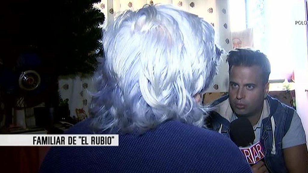 """'AR' habla con un familiar de 'El Rubio': """"Pegó a su padre y lo desfiguró"""""""