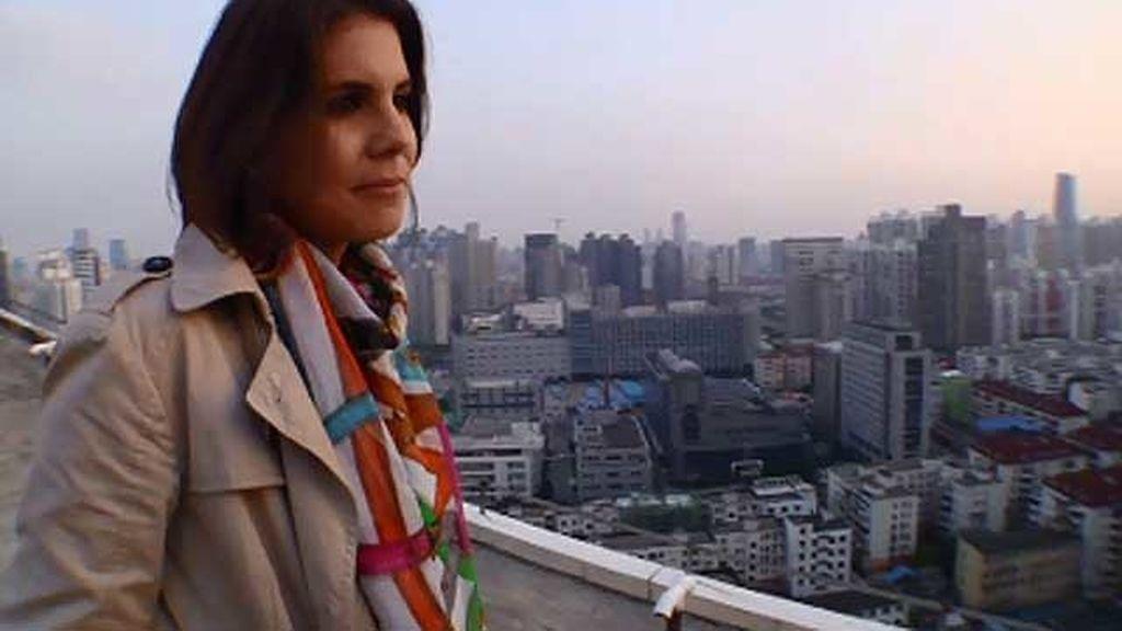 Marta es arquitecto y acaba de encontrar trabajo en Shanghai
