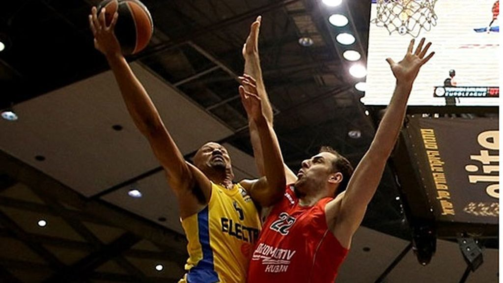 Sexta victoria consecutiva del Maccabi frente al Lokomotiv Kuban