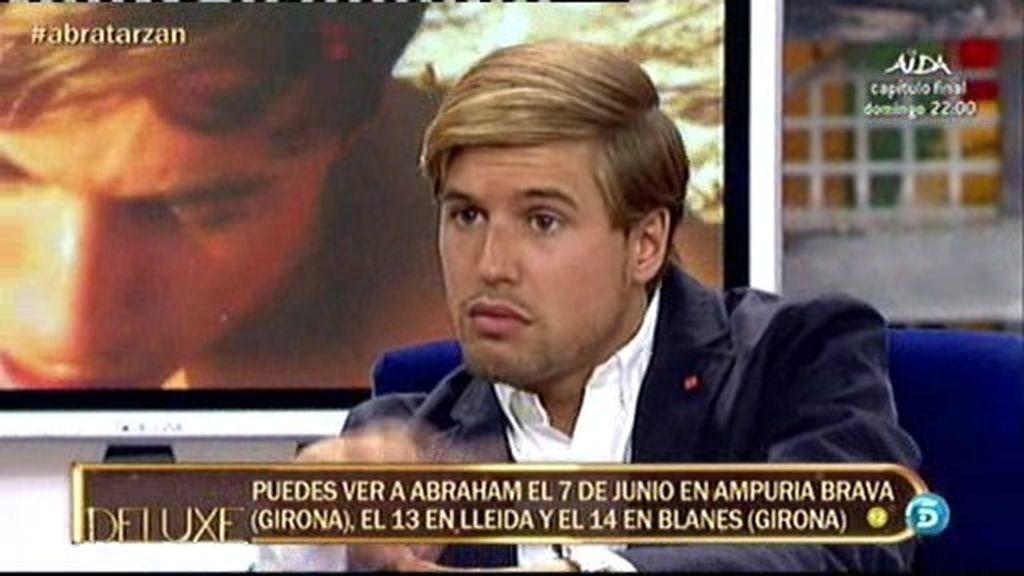 """Abraham: """"Nacho Montes ha sido el más rastrero de la isla"""""""
