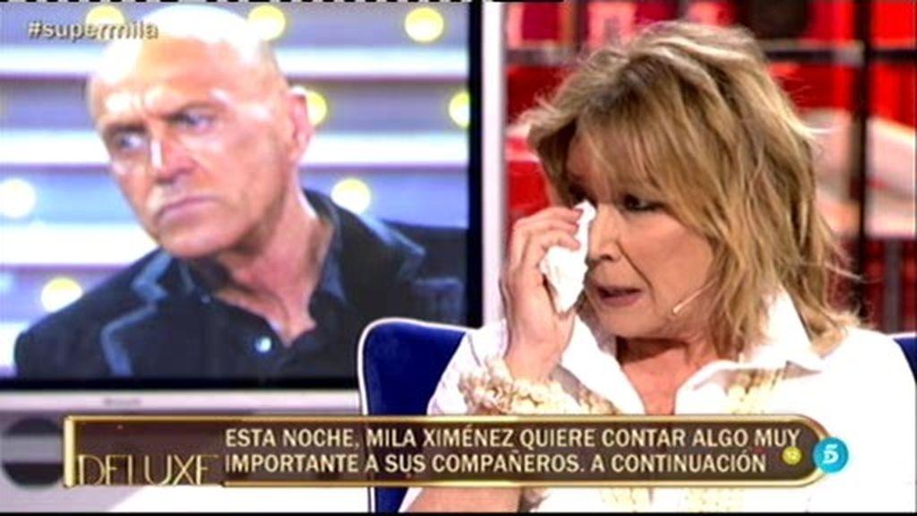 """Mila Ximénez, derrumbada: """"No iré a Supervivientes, lo he intentado hasta el final"""""""