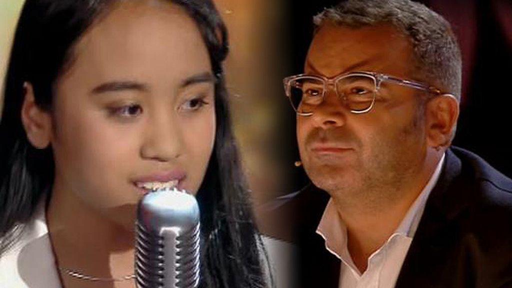 """Jorge Javier, a Dianne Jacobs: """"En el escenario entra una niña pero con los acordes te conviertes en una mujer"""""""