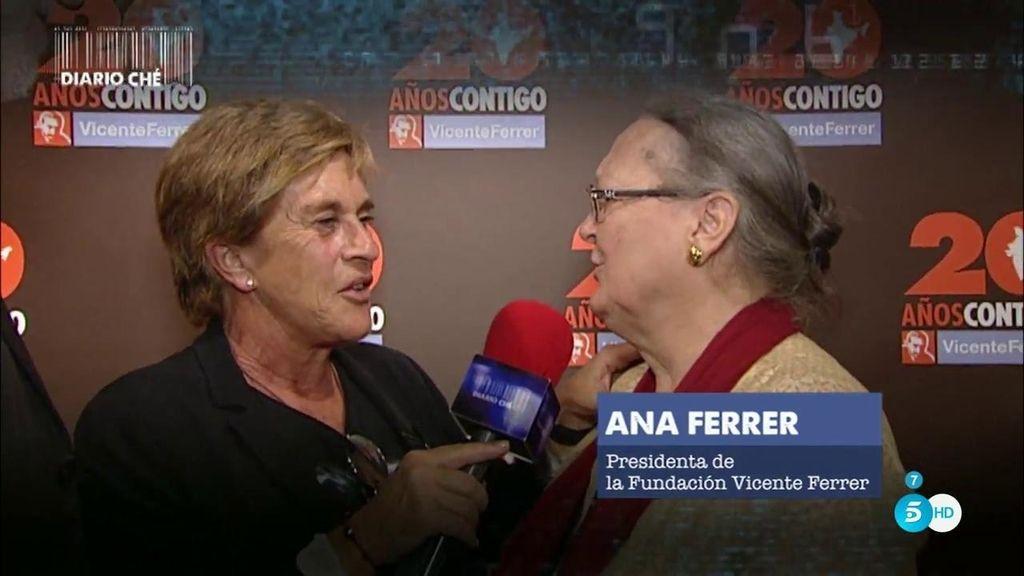 """Anna Ferrer, sobre la 'SFW': """"Fue muy bonito y hemos conseguido más de 2.000 padrinos"""""""
