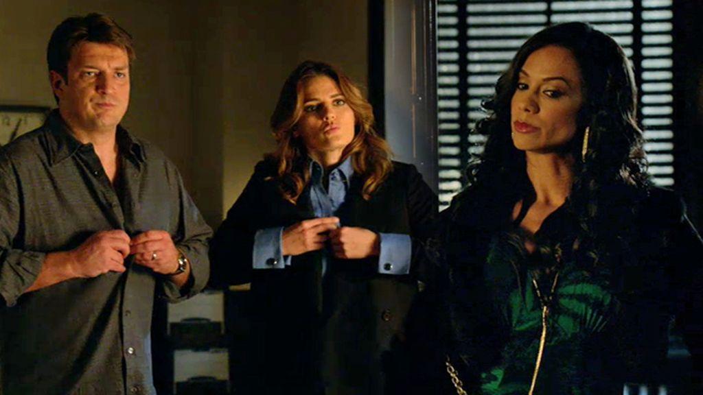 """Castle y Beckett, pillados 'in fraganti' mientras """"estudian"""" el caso"""