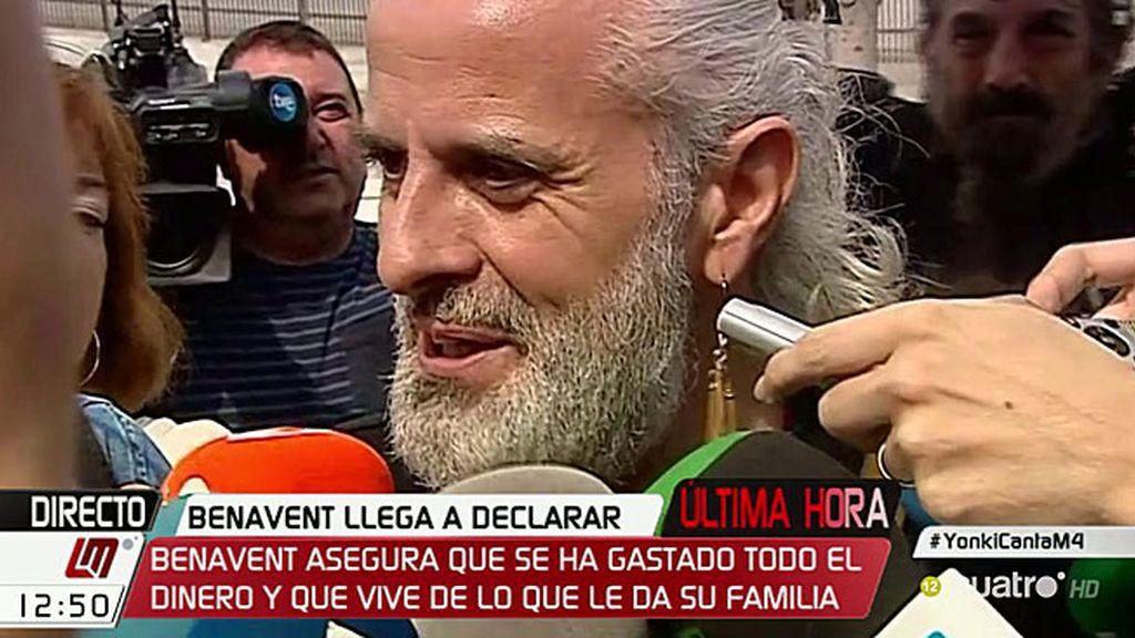 """Marcos Benavent: """"Mariano Rajoy sabía perfectamente lo que estaba pasando"""""""