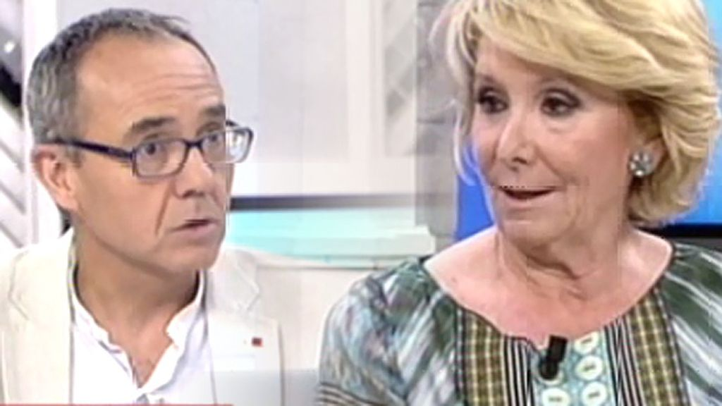 """Coscubiela, de Aguirre: """"La historia nunca ha sido su fuerte y la democracia menos"""""""