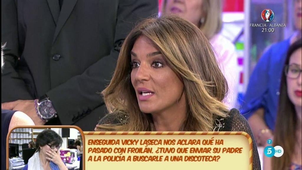 """Raquel Bollo, de la operación de Luis Rollán: """"Gracias a Dios ha salido todo perfecto"""""""