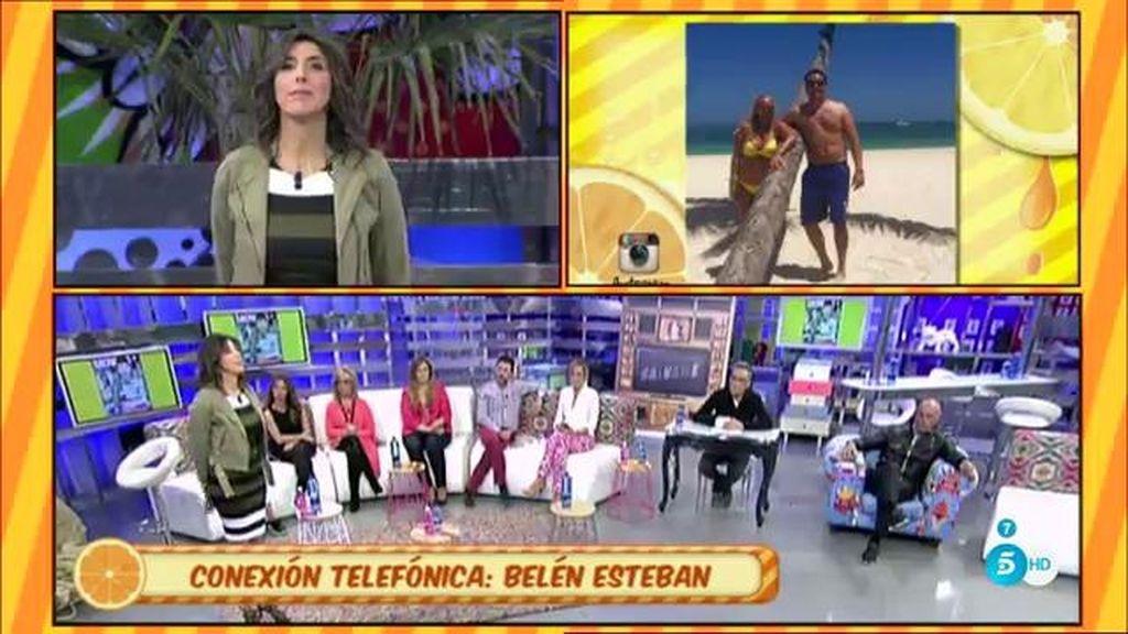 "Belén Esteban, Toño Sanchís: ""¿Dónde están mis papeles?"""