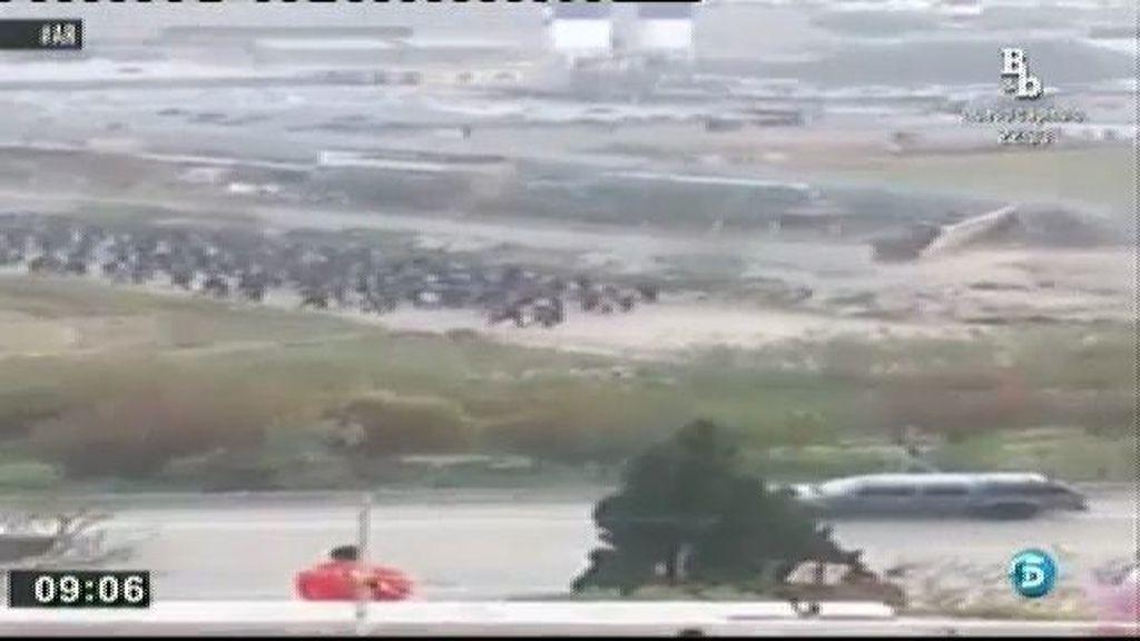 500 inmigrantes entran en Melilla en el mayor asalto a la valla de la historia