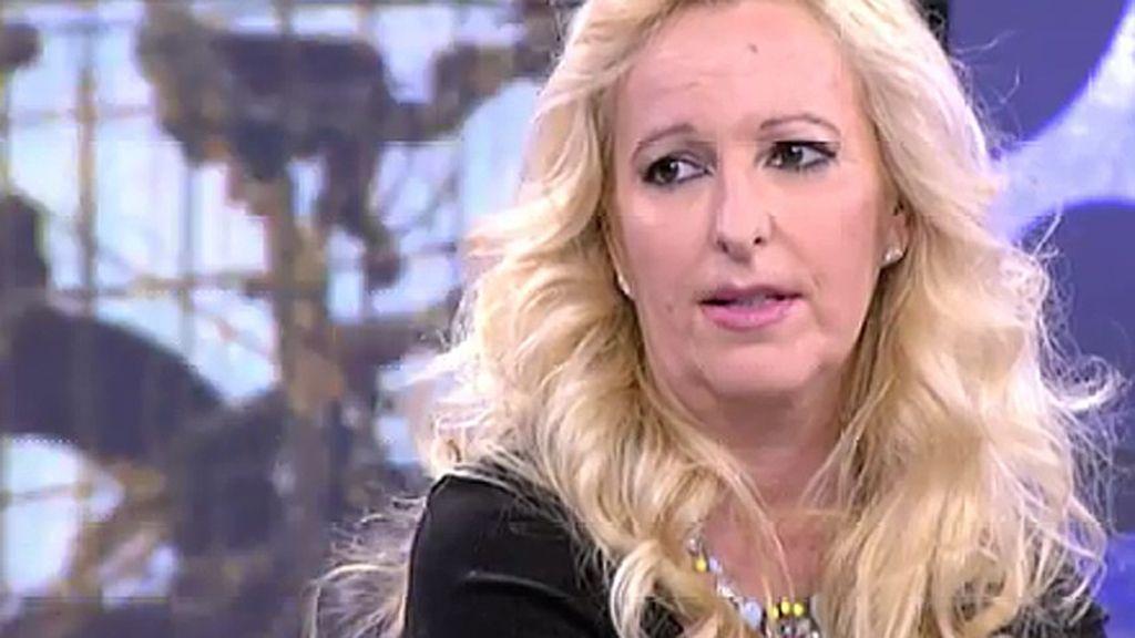 """Amador tuvo una relación con """"una mujer famosa"""", según Marisa Rejano"""