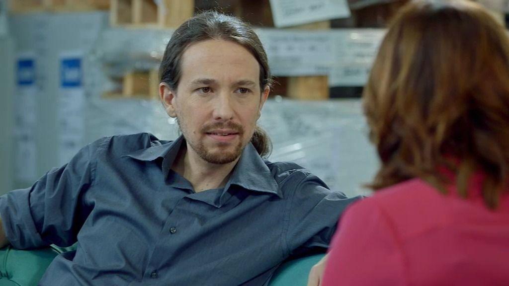 """Iglesias: """"No he querido sentarme con Rivera porque antes debo hacerlo con P. Sánchez"""""""