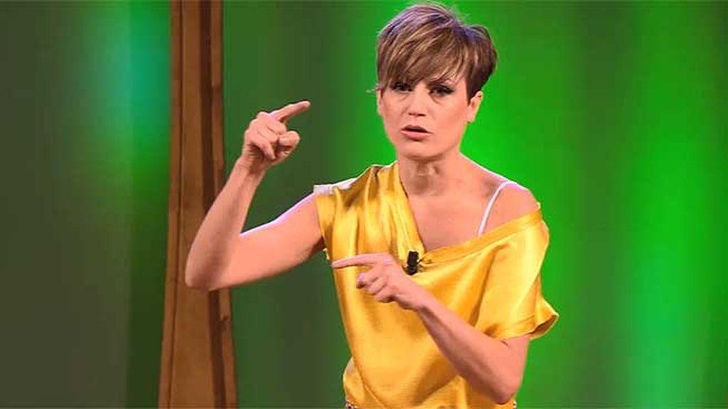 """Sara Escudero: """"A mis 33 años me he enganchado a los talk shows"""""""