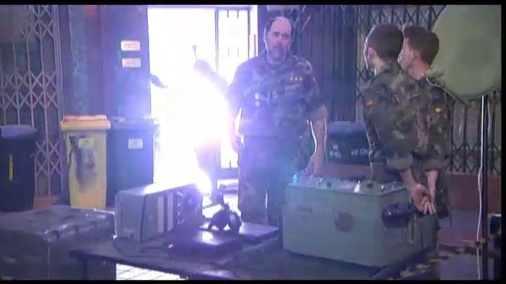 Luisma y Barajas movilizan al ejército tras alertar de un falso OVNI