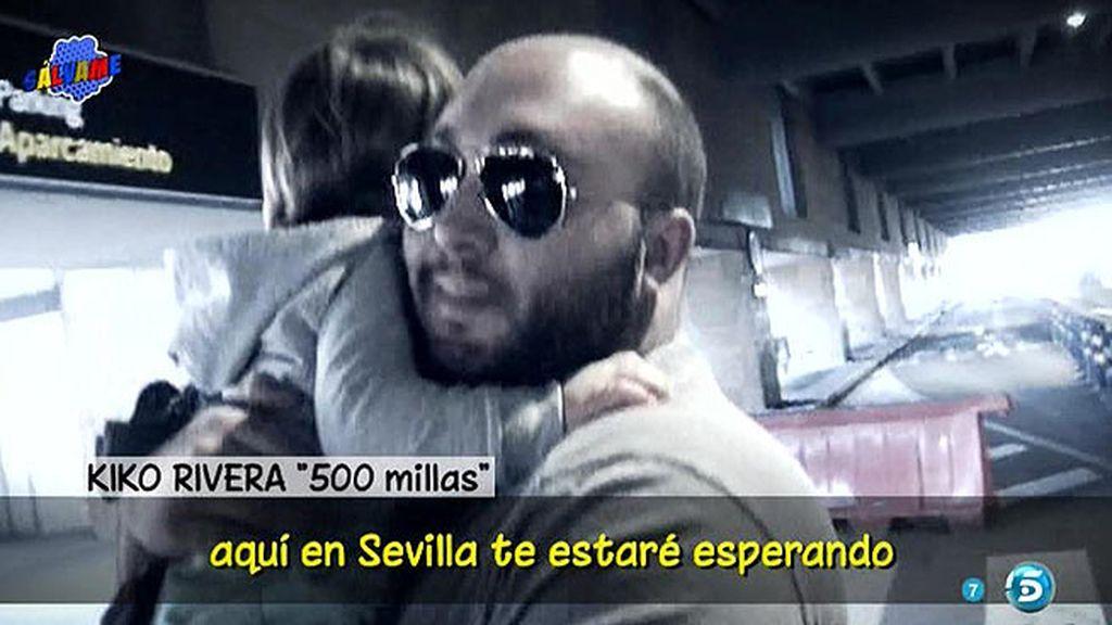 """'500 millas', la canción que K. Rivera dedica a su hijo: """"Un día te apartaron de mí"""""""